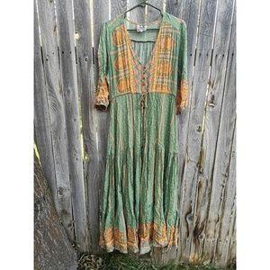 EUC jaase maxi dress!